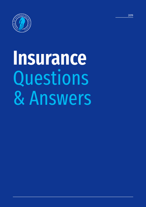 Insurance questions and answers